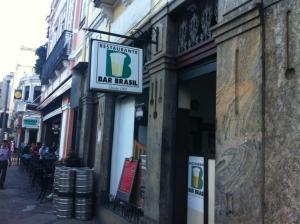 Bar Brasil: melhor chope do Rio