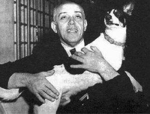 O velho Biriba, com Carlito Rocha
