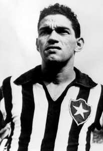 "O ""carro"" Garrincha"