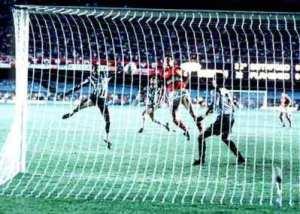 Gol de Maurício: a consagração