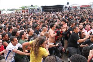 Show de Rock: moleza